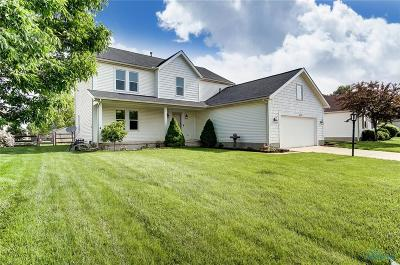 Perrysburg Single Family Home For Sale: 2029 Coe Court