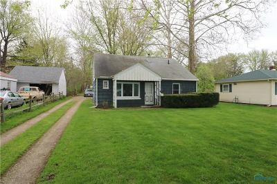Sylvania Single Family Home For Auction: 5744 Cushman Road