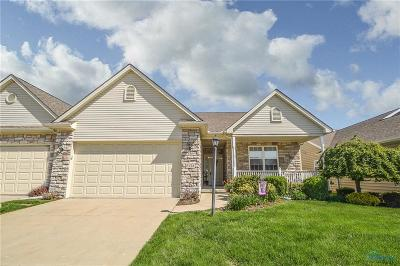 Sylvania Condo/Townhouse Contingent: 8124 Sunset Lane