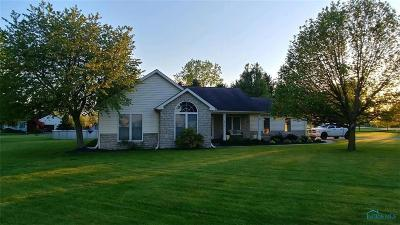 Swanton Single Family Home Contingent: 3015 County Road H County Road