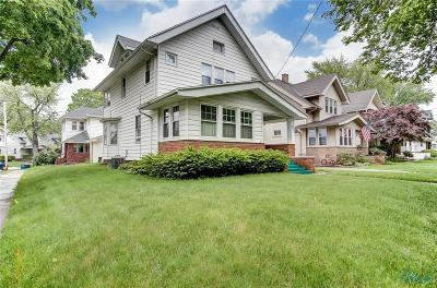 Toledo Single Family Home For Sale: 1927 Princeton Drive