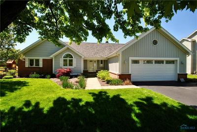 Rossford Single Family Home For Sale: 1241 Grassy Court