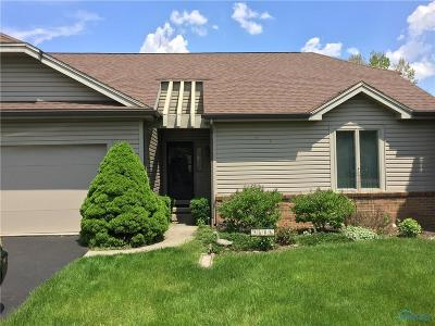 Perrysburg Condo/Townhouse For Sale: 9686 Saint Andrews Road