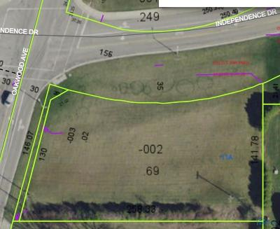 Residential Lots & Land For Sale: 1 Independence Drive