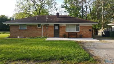 Maumee Single Family Home For Sale: 517 Clinton Street