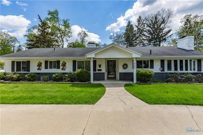 Single Family Home For Sale: 4561 Carskaddon Avenue
