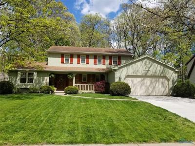 Sylvania Single Family Home For Sale: 5316 Radcliffe Road