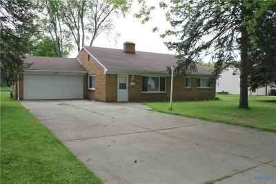 Toledo Single Family Home For Sale: 1230 Eastgate Road