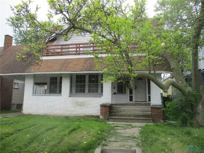 Toledo Single Family Home For Sale: 1815 W Bancroft Street