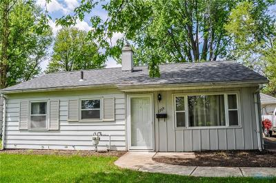 Toledo Single Family Home For Sale: 1709 Raynor Drive