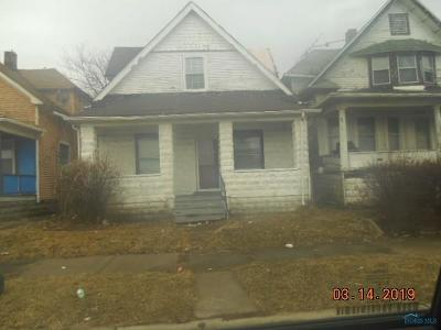 Toledo Single Family Home For Auction: 1115 City Park Avenue