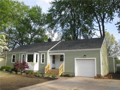 Single Family Home For Sale: 7145 Dorr Street