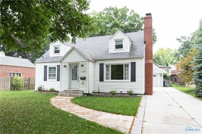 Toledo Single Family Home For Sale: 2270 Townley Road