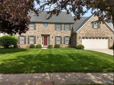 Sylvania Single Family Home For Sale: 5454 Deercross Court