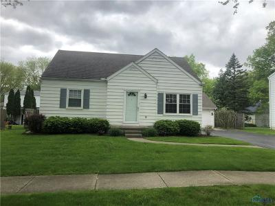 Sylvania Single Family Home Contingent: 5707 Centerview Drive