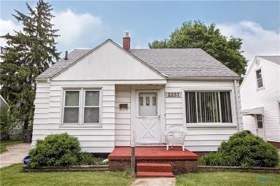 Toledo Single Family Home For Sale: 2257 108th Street