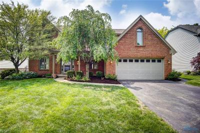 Sylvania Single Family Home For Sale: 5703 Fox Hollow Court
