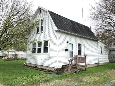 Toledo Single Family Home For Auction: 5347 308th Street