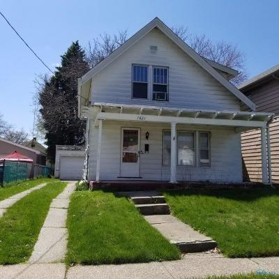 Toledo Single Family Home For Sale: 1821 Brame