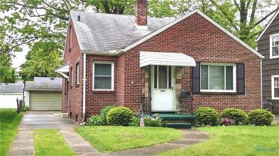 Toledo Single Family Home For Sale: 4225 Grantley Road