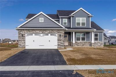 Perrysburg Single Family Home For Sale: 14888 Reddington Court