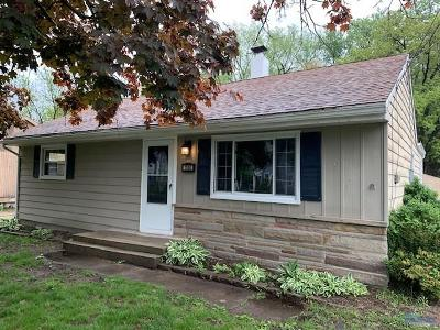 Toledo Single Family Home For Sale: 1134 Carrington Street