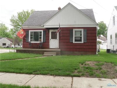 Toledo Single Family Home For Sale: 2650 106th Street
