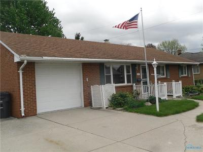 Toledo Single Family Home For Sale: 4362 290th Street