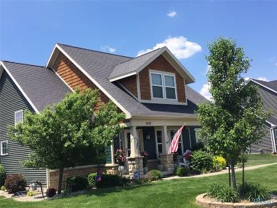Ottawa Hills, Monclova, Oregon, Rossford, Swanton, Berkey, Metamora, Lyons, Whitehouse, Waterville Single Family Home For Sale: 6358 Coventry Way