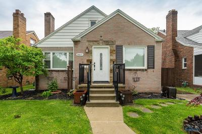 Toledo Single Family Home For Sale: 3607 Anderson Parkway