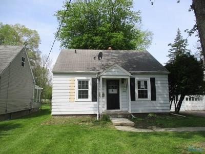 Toledo Single Family Home For Sale: 1028 Fries Avenue