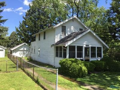 Toledo Single Family Home For Sale: 5334 Pageland Drive