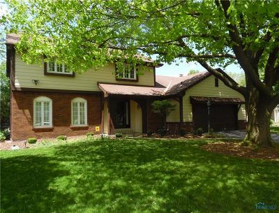 Perrysburg Single Family Home For Sale: 940 Bexley Drive