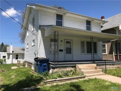 Toledo Single Family Home For Sale: 1812 Brame Place