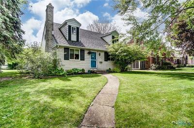 Toledo Single Family Home Contingent: 3611 Beechway Boulevard