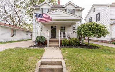 Toledo Single Family Home For Sale: 1631 Gould Road