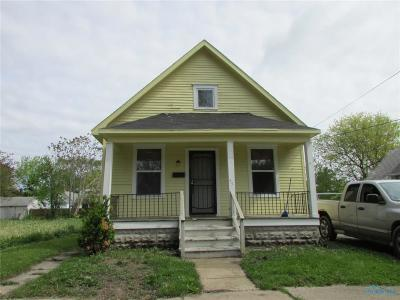 Toledo Single Family Home For Sale: 431 E Park Street