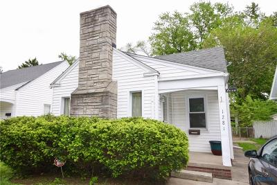 Toledo Single Family Home For Sale: 1281 Glenview Road