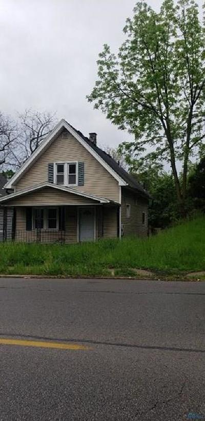 Toledo Single Family Home For Sale: 1909 South Avenue