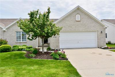 Perrysburg Condo/Townhouse Contingent: 26388 W Wexford Drive