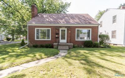Toledo Single Family Home For Sale: 1752 Winston Boulevard