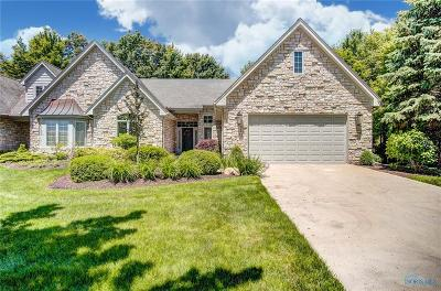 Maumee Condo/Townhouse Contingent: 8144 English Garden Court