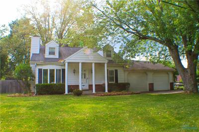 Rossford Single Family Home For Sale: 402 Glenwood Road