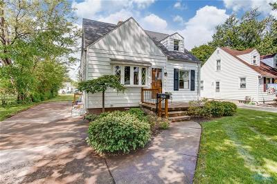 Maumee Single Family Home Contingent: 1269 Scott Street
