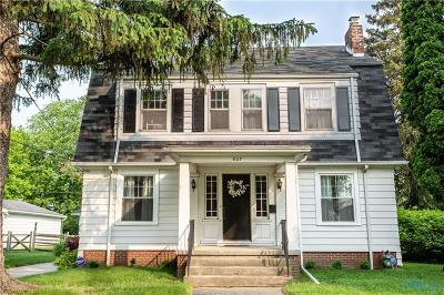 Maumee OH Single Family Home For Sale: $189,900
