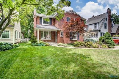 Toledo Single Family Home For Sale: 2237 Drummond Road