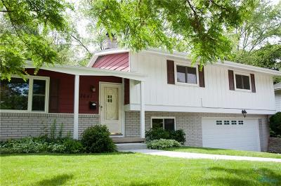 Toledo Single Family Home Contingent: 3641 Southlawn Drive