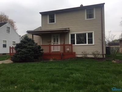 Maumee Single Family Home For Sale: 612 W Dudley Street
