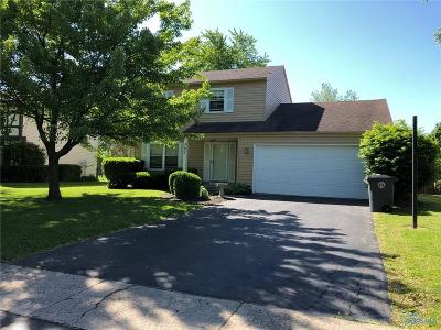 Perrysburg Single Family Home Contingent: 307 Birchdale Road