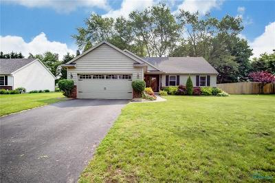 Whitehouse Single Family Home Contingent: 7279 Laurel Ridge Drive